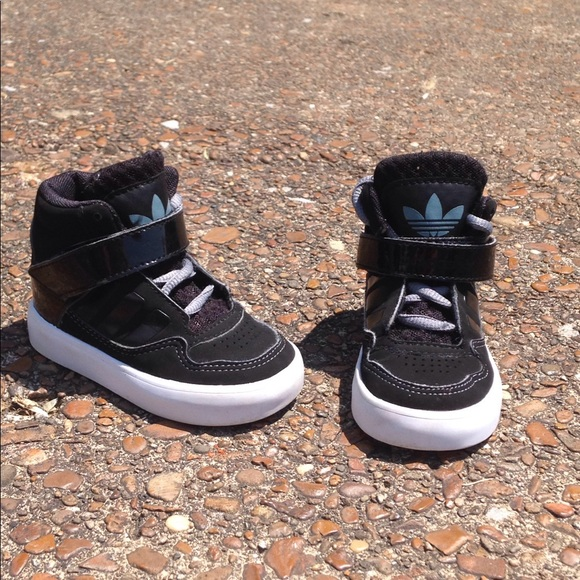 32c3550b5 adidas Other - Adidas high tops baby 5K
